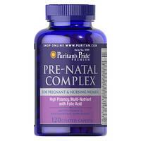 Рuritan's pride prenatal complex 120 таблеток