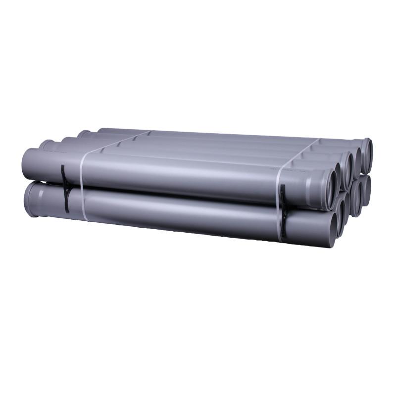 Труба ПП 110х2.7 (0,500м) 1рез