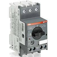 Автомат защиты двигателя ABB MS132-4.0, 1SAM350000R1008