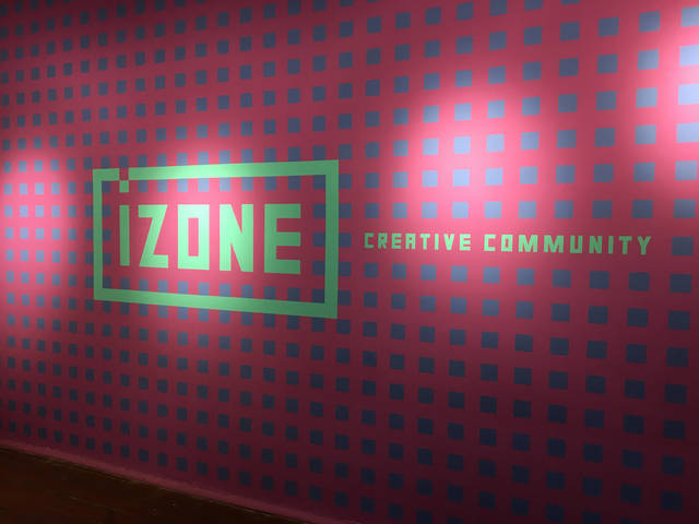 IZONE creative community. г.Киев  8