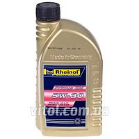 Моторное масло для машины Rheinol Primus GM 5W-30, вязкость 5W-30, объем 1 л, автомобильные масла, машинное масло