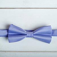 Сиреневая Галстук-бабочка для жениха или свидетеля (арт. GB-7)