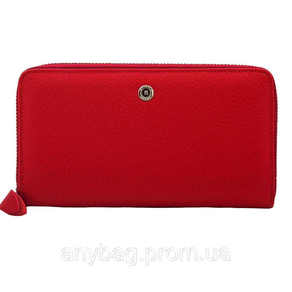 5ea16f5fcbaa Кошелек женский кожаный Boston W-BST12441 красный - интернет-магазин anyBag в  Киеве