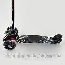Трехколесный cамокат Mini Best Scooter 1287, фото 2