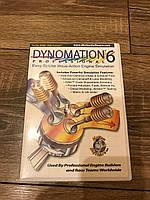 Программа Dynomation 6 Professional для моделирования работы автомобильных двигателей