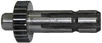 Вал МТЗ  80-4202019 Б-01 ХВОСТ  ВВП  ШЛЦ 6 шл.