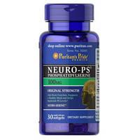 Puritan's Pride Neuro-Ps 100 mg 30 капсул