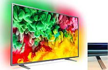 Телевизор Philips 55PUS6703/12 (PPI 1100Гц, 4K Smart, Saphi TV, Quad Core, HDR+, HDR10, HGL, DVB-С/Т2/S2), фото 3