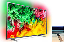 Телевизор Philips 43PUS6703/12 (PPI 1100Гц, 4K Smart, Saphi TV, Quad Core, HDR+, HDR10, HGL, DVB-С/Т2/S2), фото 3