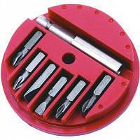 Насадки викруткові з магн. тримачем - набір 7 (Top Tools) (39D381 (4308))