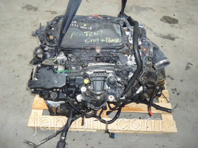 Мотор (Двигатель) Ford Mondeo 2.0 TDCI TXBB 163л.с 2011r