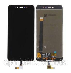 Дисплей Xiaomi Redmi Note 5A/ 5A Prime /Y з тачскріном (Black)