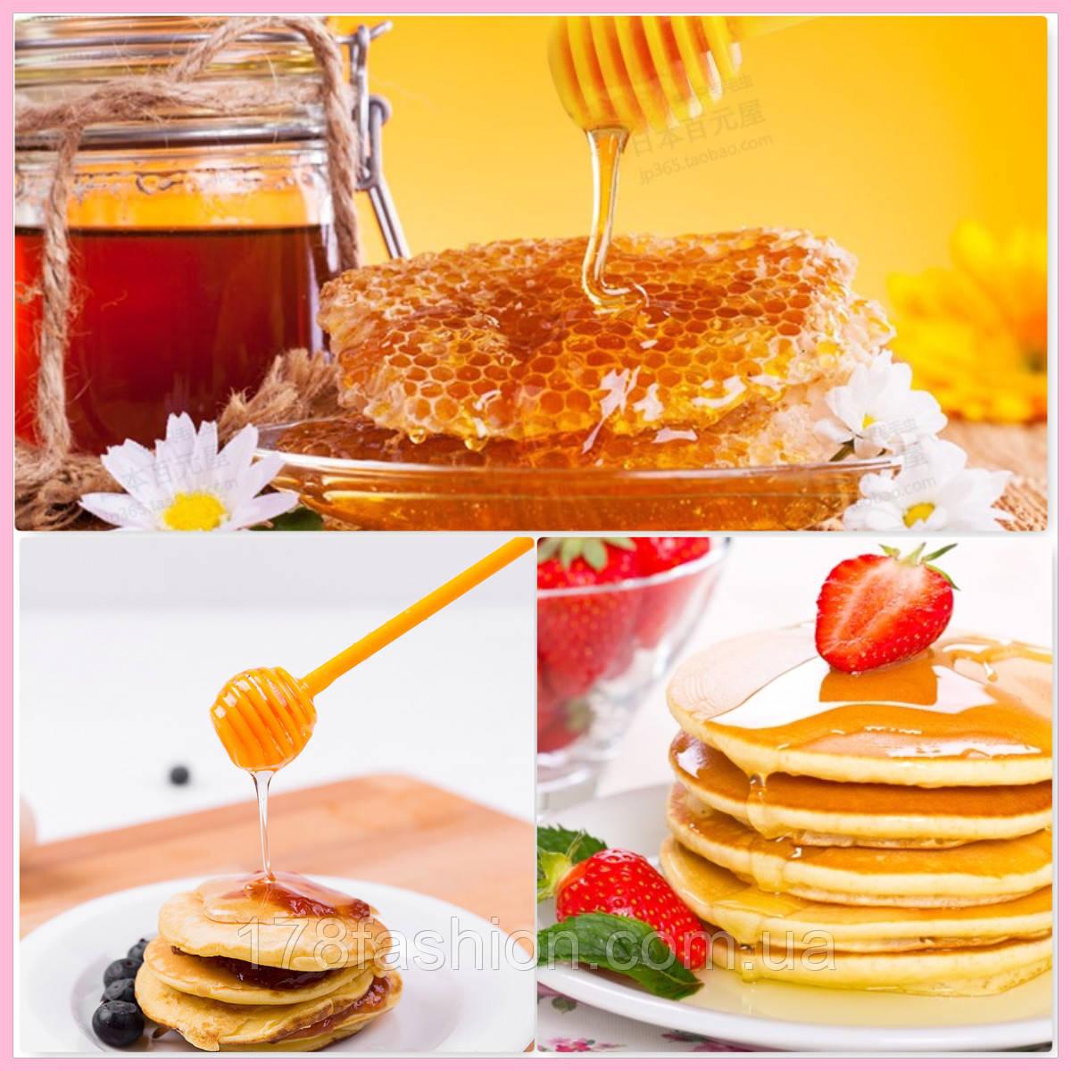 Ложка для мёда - чудесное изобретение для любителей мёда