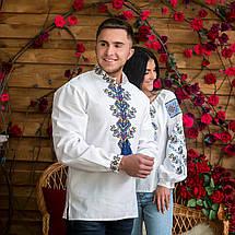 Вышиванки для пары на домотканом полотне Судьба, фото 3