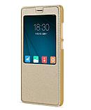 Smart чехол книжка с окошком для Xiaomi Redmi 5 Plus / Есть стекло защитное, фото 6