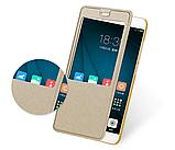 Smart чехол книжка с окошком для Xiaomi Redmi 5 Plus / Есть стекло защитное, фото 7