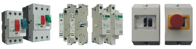 Автоматические выключатели защиты двигателя АВЗД 2000/3 Промфактор