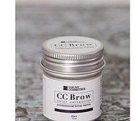 CC Brow Хна для бровей в баночке, 10 гр чёрный