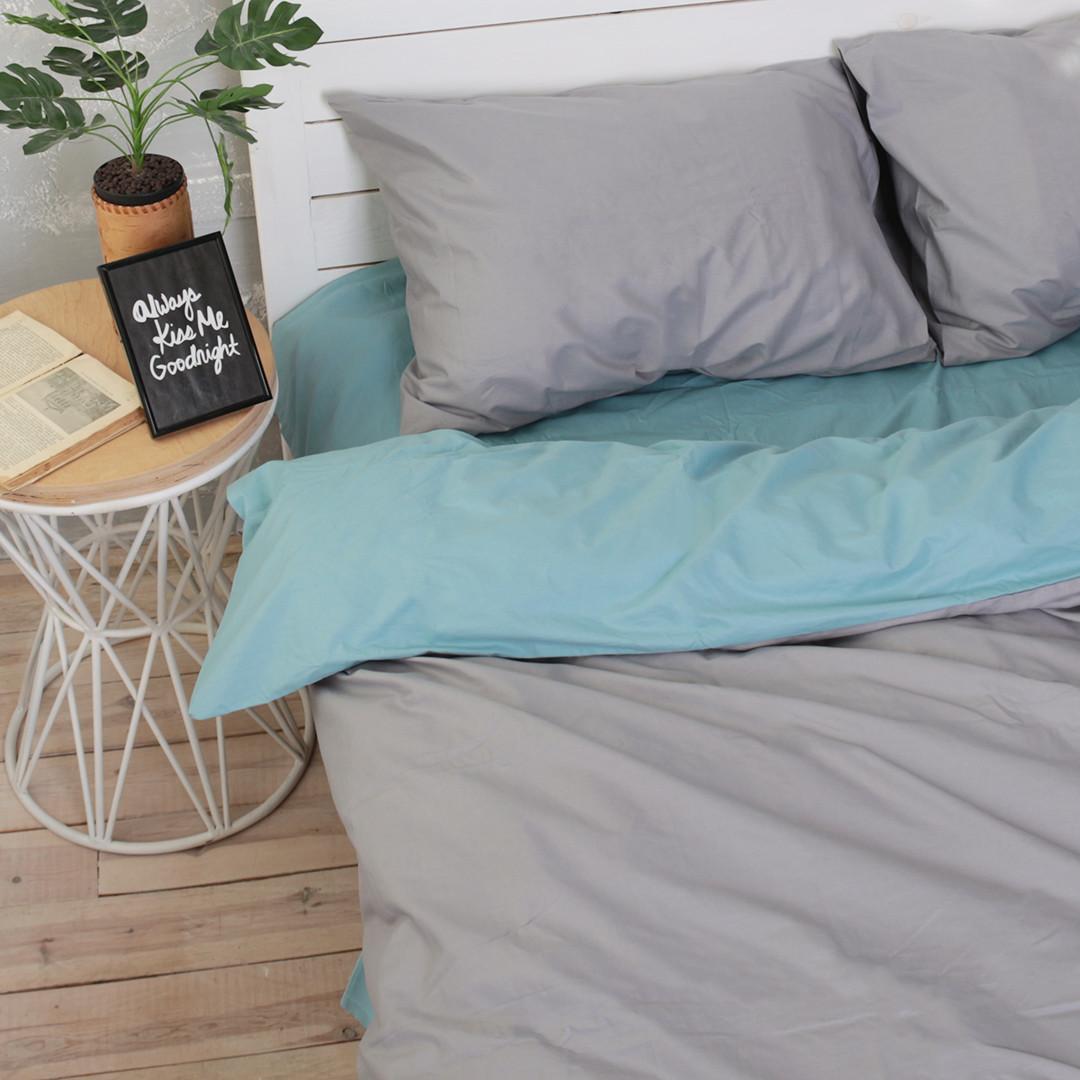 Двуспальный комплект постельного белья (поплин)