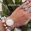 Срібне кільце Пантера - Рожева Пантера кільце срібло, фото 5