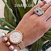 Срібне кільце Пантера - Рожева Пантера кільце срібло, фото 4