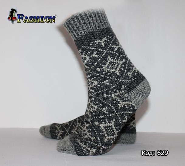 Чоловічі шерстяні носки Ідея