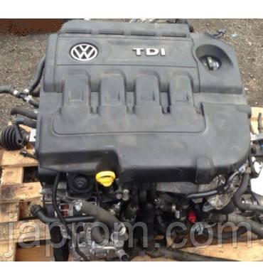 Мотор (Двигатель) VW Golf Eos Jetta A3 1.6 TDI CLH 2015r
