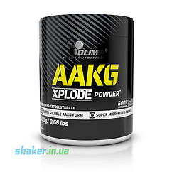 L-аргинин альфа-кетоглютарат Olimp AAKG Xplode (300 г) аакг олимп orange