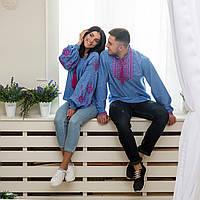 Вишиті сорочки чоловічі в Украине. Сравнить цены 59ba41eba3449