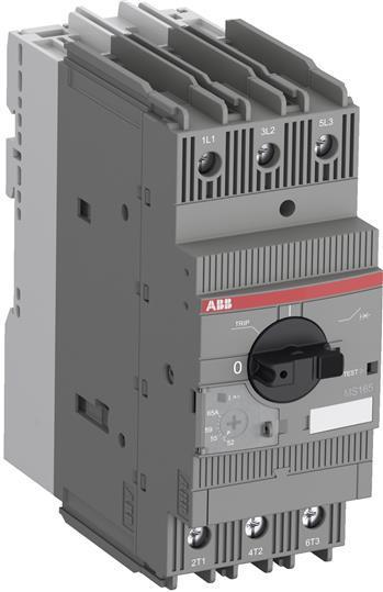 Автомат защиты двигателя ABB MO165-65, 1SAM461000R1017