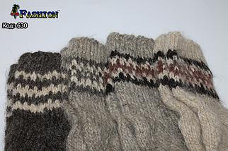 Мужские шерстяные носки Гуцул, фото 2