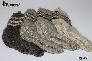 Мужские шерстяные носки Гуцул, фото 3