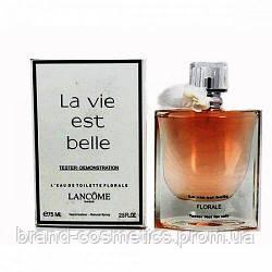 Lancome La Vie est Belle Florale EDT 75 мл TESTER женский