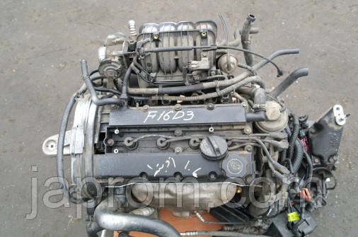 Мотор (Двигатель) Chevrolet Lacetti Nubira 1.6 Etec II F16D3 2007r