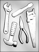 Молд для шоколада и мастики Инструменты (код 03312)