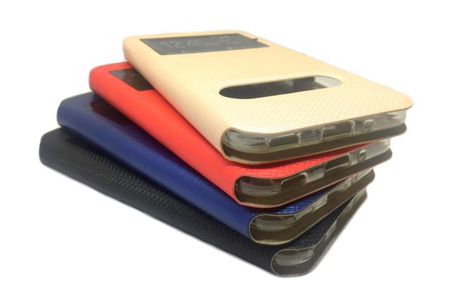 Чехол книжка для Samsung Galaxy J1 J100H