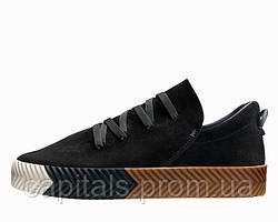 "Женские кроссовки Alexander Wang x Adidas Originals Skate ""Black"""
