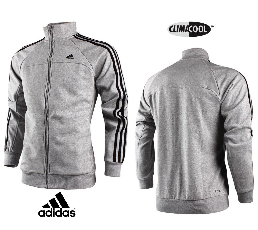 Кофта Adidas Perfomance ClimaLite Cotton gray