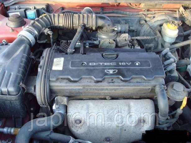 Мотор (Двигатель) Chevrolet Nubira 2.0 D-tec F20D2 2007r