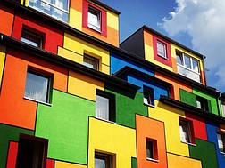 Cиликоновая фасадная краска Colors facade Silicon 2,7л, 9л, фото 2