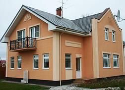 Cиликоновая фасадная краска Colors facade Silicon 2,7л, 9л, фото 3