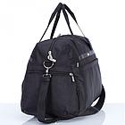 Дорожная сумка Dolly 779 три расцветки 54 см. - 28 см. - 30 см. Чёрный, фото 4