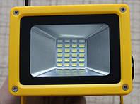 Светодиодные переносные прожекторы 100W с аккумулятором