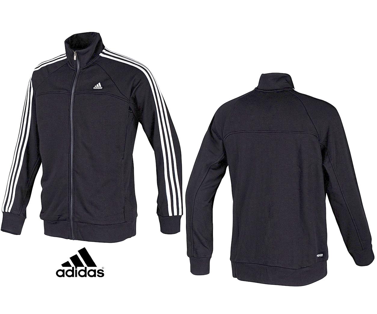 Кофта Adidas Perfomance ClimaLite Cotton black