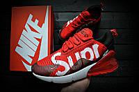 ХИТ ! Кроссовки Nike Air MAX 270 Supreme, фото 1