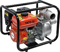 "Мотопомпа бензиновая 3"", 3.6 кВт, 50 м³/ч, YATO"