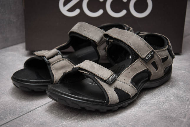 Сандалии мужские Ecco Summer, серые (13352),  [   44  ], фото 2