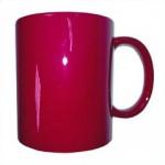 Кружка хамелеон розовая для сублимации ( объем 310 мл )