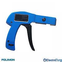 Инструмент для затяжки кабельных хомутов металлический POLIMON