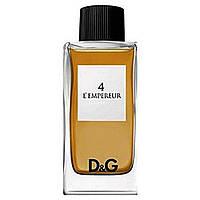 Оригинал Dolce & Gabbana Anthology L'Empereur 4 100ml edt (сдержанный, благородный, бодрящий)